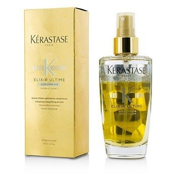 Kerastase Elixir Ultime Oleo-Complexe Bi-Phase Volume Beautifying Oil Mist (For All Hair Types)
