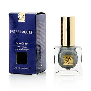 Estee Lauder Pure Color Nail Lacquer - # 04 Smoked Chrome