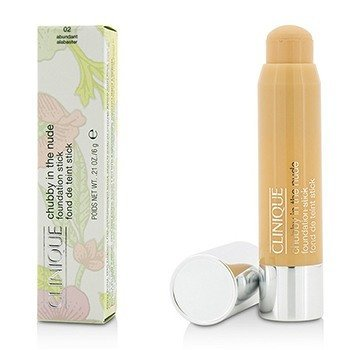 Clinique Chubby In The Nude Foundation Stick - # 02 Abundant Alabaster