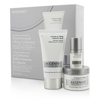 Algenist The Firming & Lifting Collection: Intensive Mask 80ml/2.7oz + Cream 30ml/1oz + Eye Gel 5ml/0.17oz