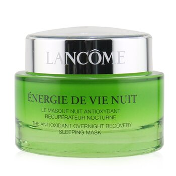 Lancome Energie De Vie Overnight Recovery Sleeping Mask - For All Skin Types, Even Sensitive