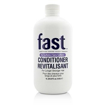 Nisim F.A.S.T Fortified Amino Scalp Therapy No Sulfates Conditioner (For Longer Stronger Hair)