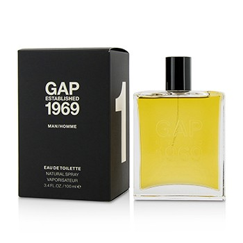 Gap Established 1969 Man Eau De Toilette Spray