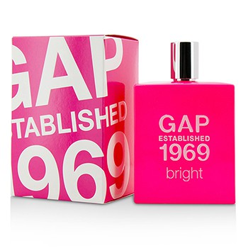 Gap Established 1969 Bright Eau De Toilette Spray