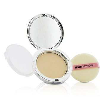IPKN New York Moist Perfume Powder Pact - #21 (Nude Beige) (Unboxed)