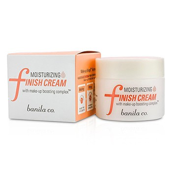 Banila Co. Moisturizing Finish Cream with Make-Up Boosting Complex (Exp. Date 12/2016)