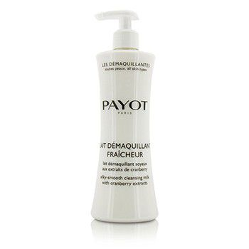 Payot Les Demaquillantes Lait Demaquillant Fraicheur Silky-Smooth Cleansing Milk - For All Skin Types