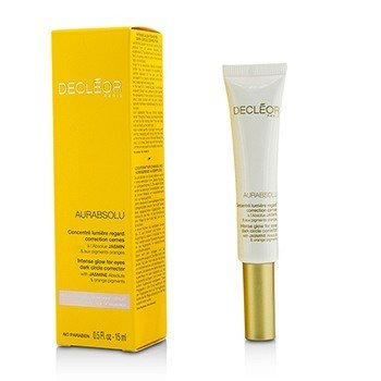 Decleor Aurabsolu Intense Glow For Eyes Dark Circle Corrector