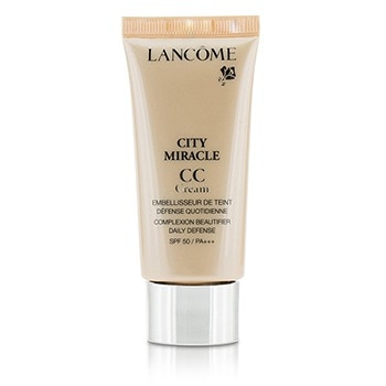Lancome City Miracle CC Cream SPF 50 - 01 Beige Dragee (Unboxed)
