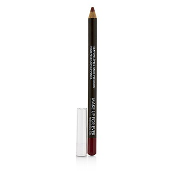 Make Up For Ever High Precision Lip Pencil - # 40 (Dark Brown)