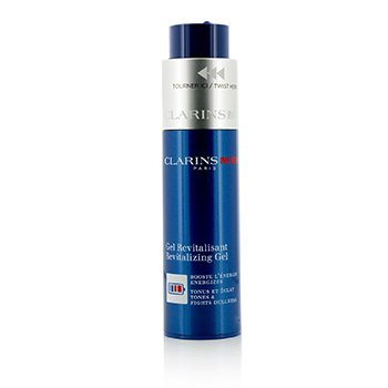 Clarins Men Revitalizing Gel (Unboxed)