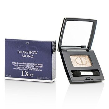 Christian Dior Diorshow Mono Professional Spectacular Effects & Long Wear Eyeshadow - # 658 Cosmopolite