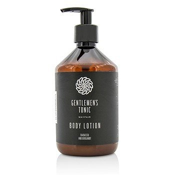 Gentlemen's Tonic Babassu And Bergamot Body Lotion