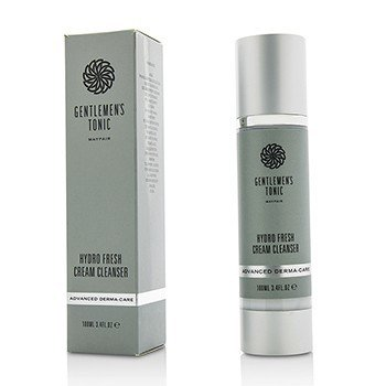 Gentlemen's Tonic Advanced Derma-Care Hydro Fresh Cream Cleanser