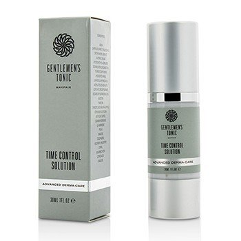 Gentlemen's Tonic Advanced Derma-Care Time Control Solution