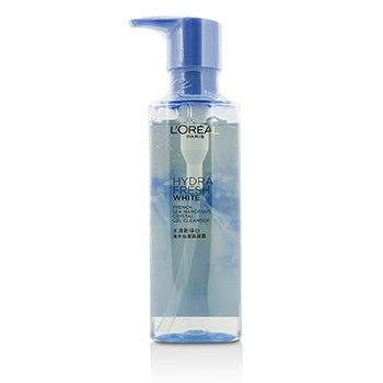 L'Oreal Hydrafresh White French Sea Narcissus Crystal Gel Cleanser