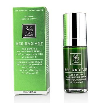 Apivita Bee Radiant Age Defense Illuminating Serum