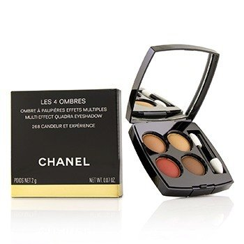 Chanel Les 4 Ombres Quadra Eye Shadow - No. 268 Candeur Et Experience
