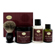 The Art Of Shaving The 4 Elements Of The Perfect Shave - Sandalwood (New Packaging) (Pre Shave Oil + Shave Crm + A/S Balm + Brush)