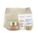 Clarins Extra-Firming Set: Day Cream (All Skin Types) 50ml + Night Cream (All Skin Types) 15ml + Gentle Refiner 15ml + Bag