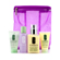 Clinique Day Care Set: Dramatically Different Moisturising Lotion 125ml & 30ml + Clarifying Twice A Day Lotion #2 60ml + Liquid Facial Soap Mild 30ml + Bag