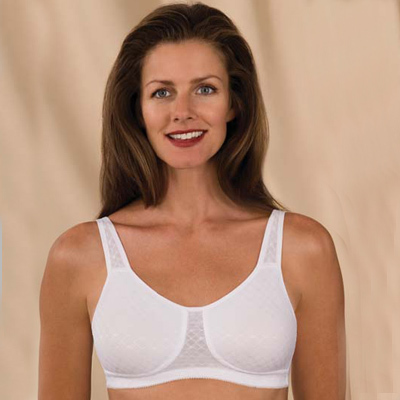 Trulife Chloe Seamless Diamond Jacquard Softcup Bra