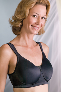 Jodee Soft & Smooth Seamless Molded Bra.