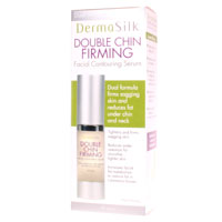 DermaSilk Double Chin Facial Firming Serum
