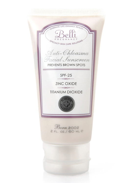 Belli Pregnancy Anti-Chloasma Facial Sunscreen SPF-25