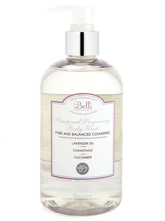 Belli PamperedPregnancy Body Wash