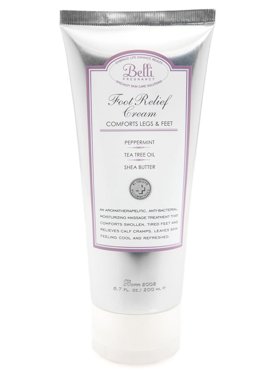 Belli Pregnancy Foot Relief Cream