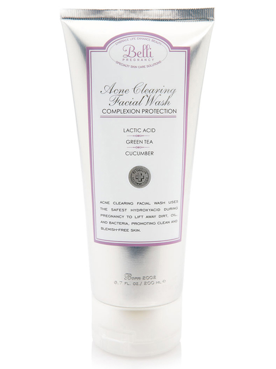 Belli Acne Clearing Facial Wash