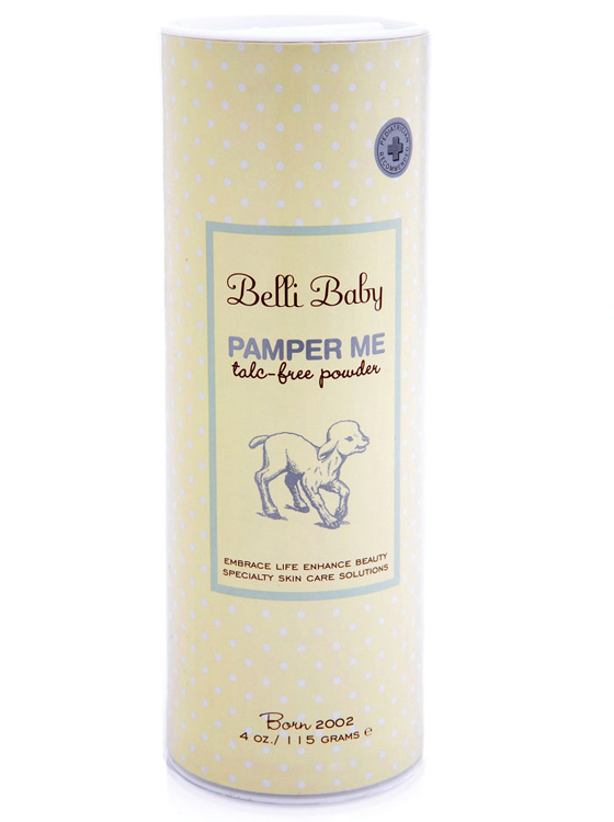 Belli Pamper Me Talc-free Baby Powder