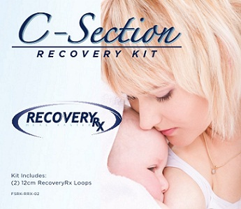 Actipatch C-Section Surgery Swelling, Bruising & Scarring Recovery Kit