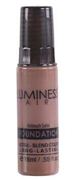 Luminess Air Satin Foundation Chocolate