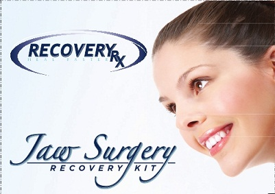 Actipatch Jaw Surgery Swelling, Bruising & Scarring Recovery Kit