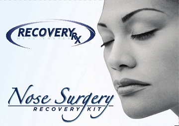 Actipatch RecoveryRx Nose Surgery Swelling, Bruising & Scarring Recovery Kit