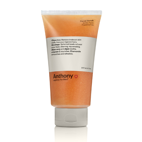 Anthony Logistics Men's Facial Scrub