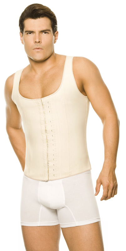 Men's Latex Thermal Slimming Vest