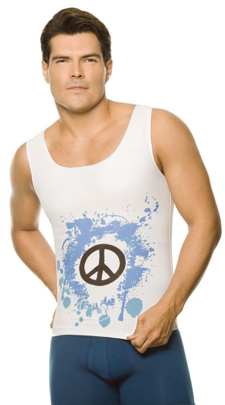 Men's Sports Weight Loss Tank Vest -FINAL SALE