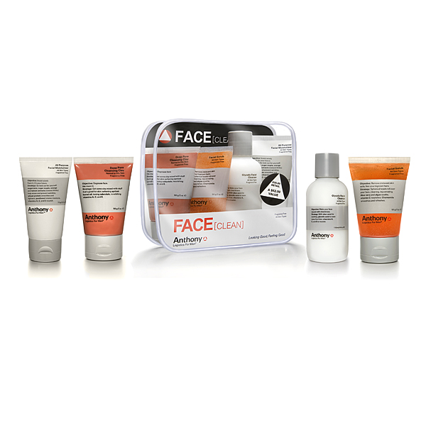 Anthony Logistics Men's Face Kit
