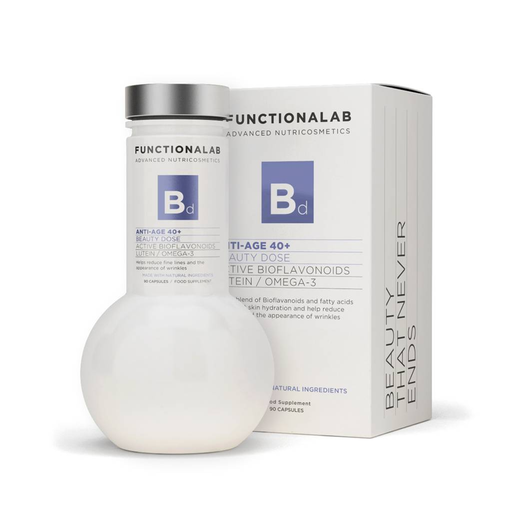Functionalab Anti-Age 40+ Anti-Aging Supplements