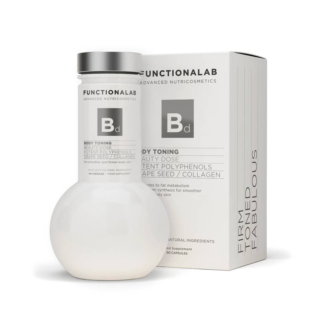 Functionalab Anti-cellulite Body Toning Supplement