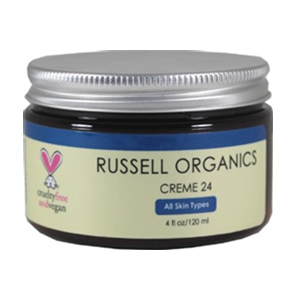 Russell Organics Natural Creme 24