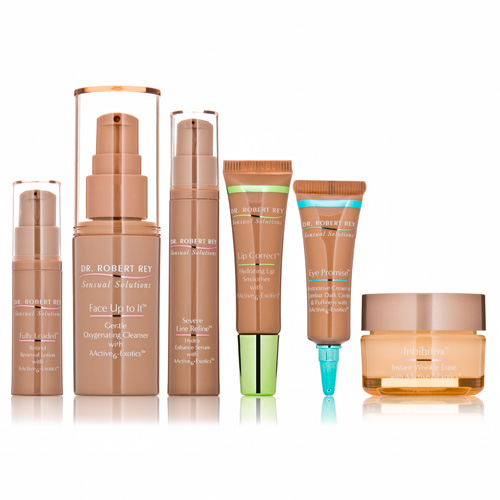 Dr. Robert Rey Sensual Solutions On The Go Travel Kit (6 piece)
