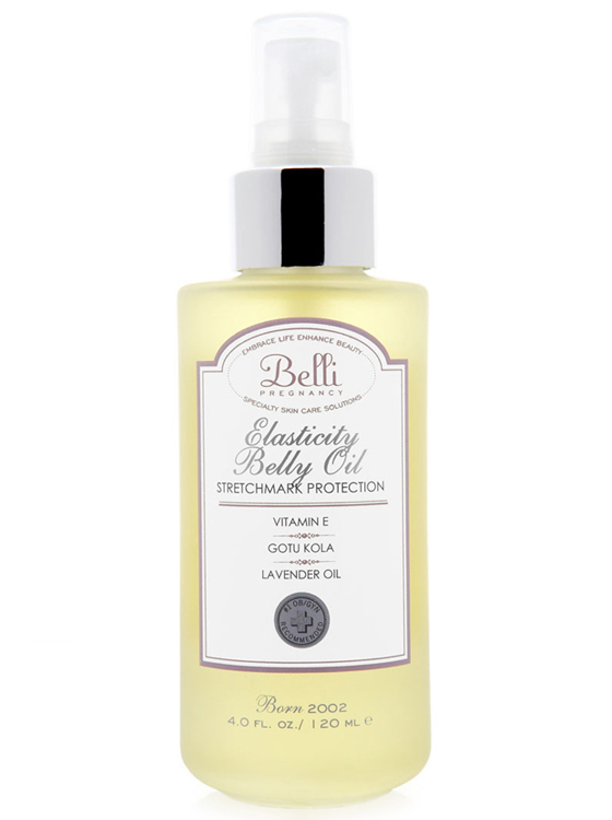 Belli Pregnancy Elasticity Belly Oil