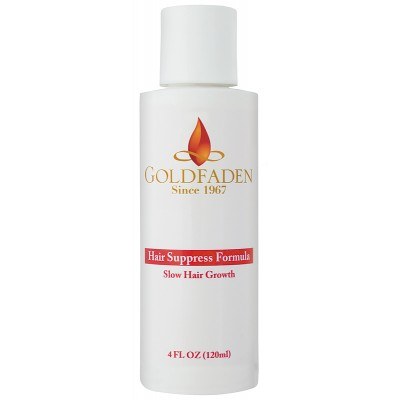 GoldFaden Hair Suppress Formula Lotion- Slow Hair Growth
