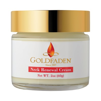 GoldFaden Neck Renewal Cream- Tightening & Firming