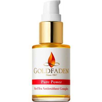 GoldFaden Pure Power Mosturizer Red Tea Serum