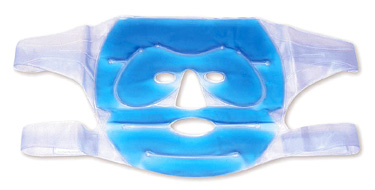 MakeMeHeal Reusable Face Hot & Cold Ice Gel Pack Compress - 2 PACK